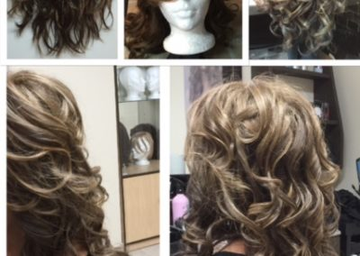 Human long hair wigs