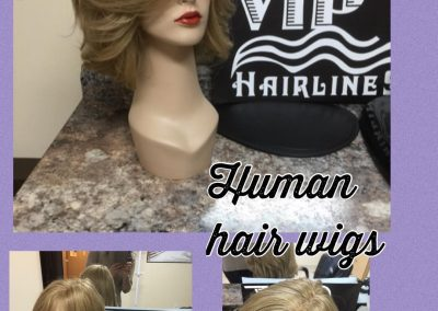 Women's hair systems