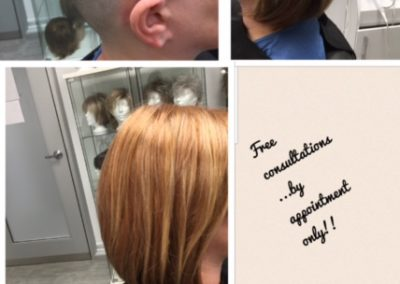 wigs and hair pieces in Burlington and Hamilton