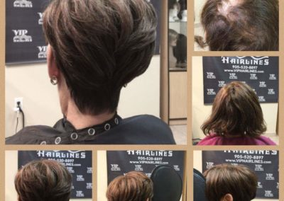 Customized hair systems in the GTA