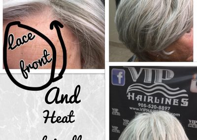 Hair systems in Burlington and Stoney Creek