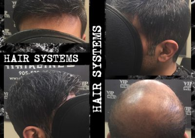 Mens natural hair systems in Stoney Creek and Burlington