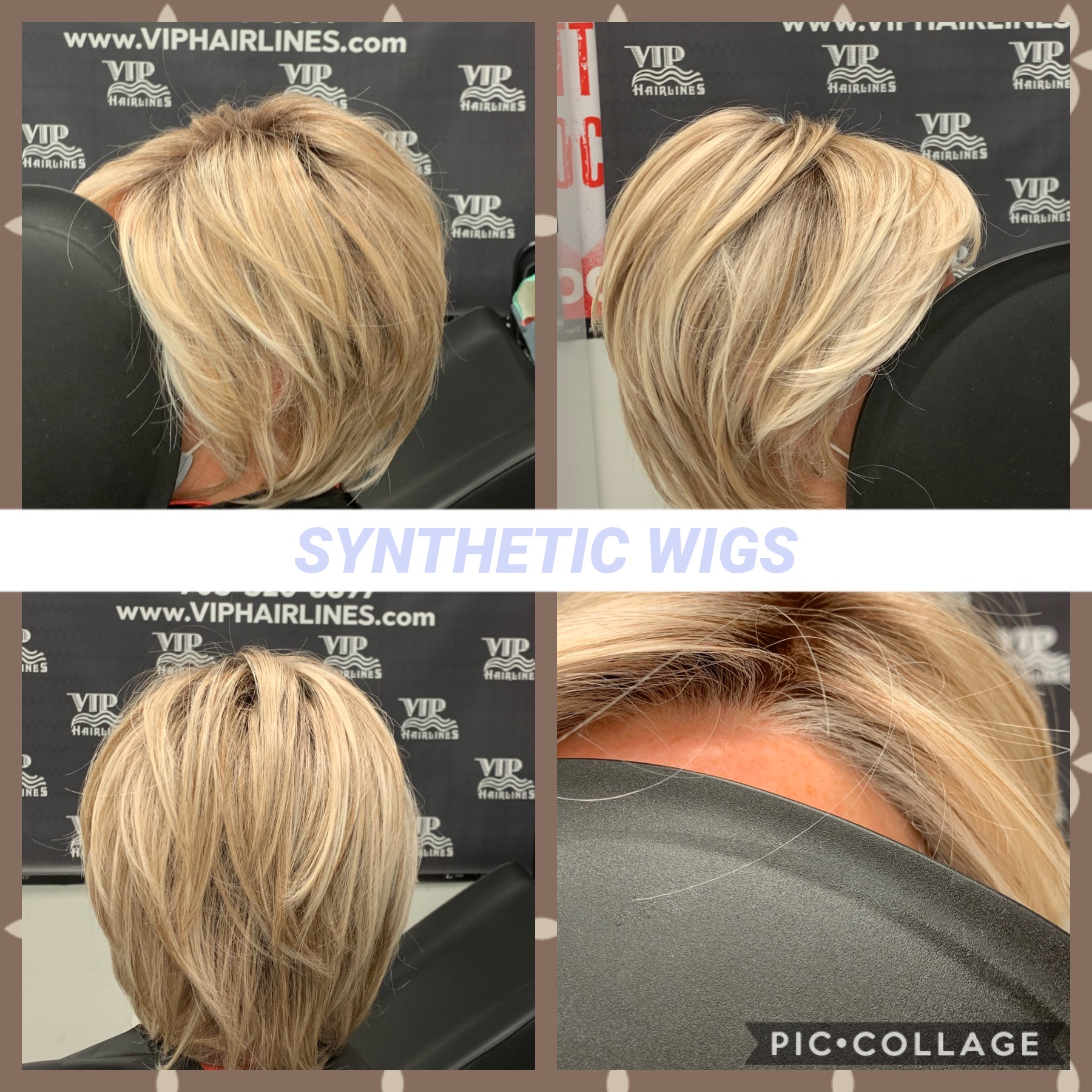 Synthetic wigs in Stoney Creek and Burlington
